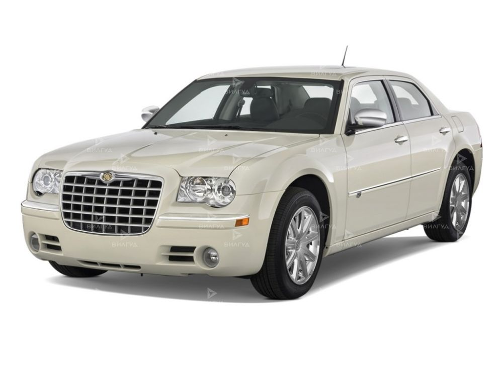 Диагностика ошибок сканером Chrysler 300C в Сочи