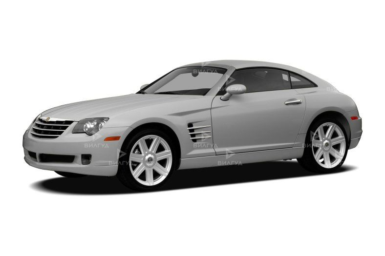 Диагностика ошибок сканером Chrysler Crossfire в Сочи